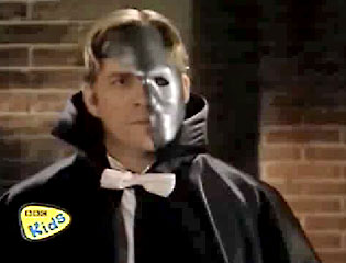 "Phantom of the Factory from TV series ""Big Wolf on Campus"", 1999-2002. Episod ""There's Something About Lori'"