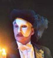 Phantom from Gerber and Wilhelm musical.